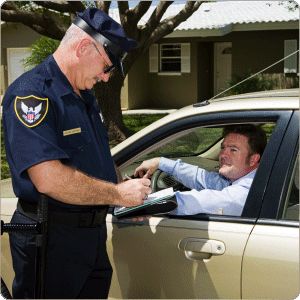 police-writing-ticket